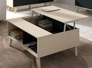 Basika -  - Tavolino Alzabile