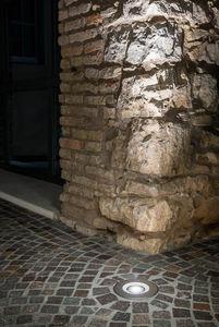 Goccia - passum up - Faretto / Spot Da Incasso Per Pavimento