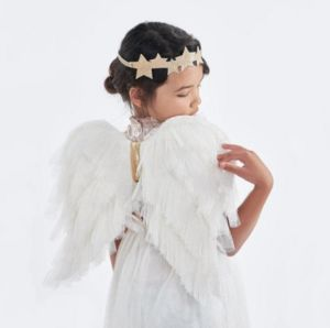 MERI MERI - ailes d'ange - Costume Di Carnevale
