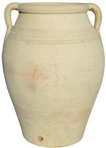 AMBIANCES & MATIERES DIFFUSION - jarre 2 anses h 60 - Vaso Da Giardino