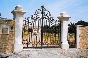 Reignoux Creations -  - Cancello A Battente