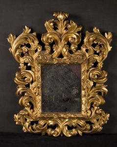 ANTICHITA' SANTORO -  - Specchio