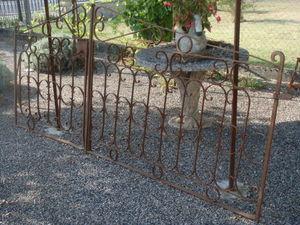 Antiquités Braga -  - Cancello A Battente