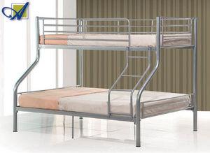 Alba Beds Ltd. - paris(aladdin) trio sleeper bunk bed - Letto A Castello
