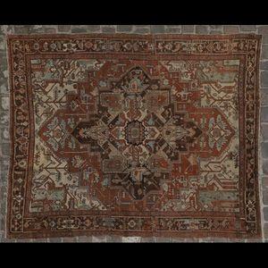 Expertissim - tapis yoravan, nord-ouest de la perse - Tappeto Heriz