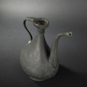Expertissim - iran. aiguière en bronze - Acquamanile