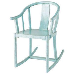 Maisons du monde - fauteuil mao - Sedia A Dondolo