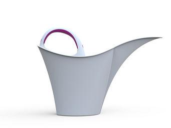 BARCLER - arrosoir design blanc 2l - Annaffiatoio