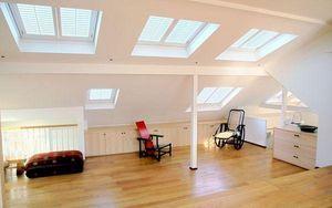 DECO SHUTTERS - volets intérieurs pour fenêtres de toit - Tenda Per Lucernario