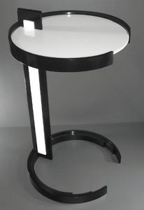 RESISTANCE DESIGN -  - Tavolino Rotondo