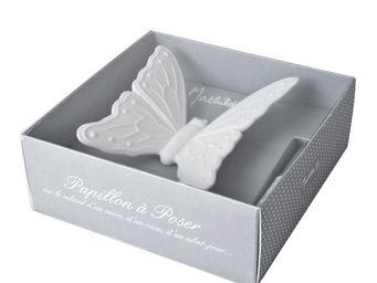 Mathilde M - grand papillon, parfum marquise - Decorazione Da Tavola