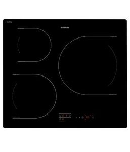 Brandt - table de cuisson induction ti118b - Piano Di Cottura A Induzione