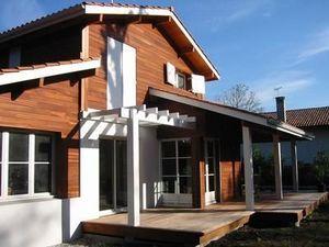 Maisons Exotiques International  Soladie -  - Rivestimento In Legno