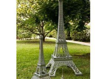 MERCI GUSTAVE - zebig silver - Torre Eiffel