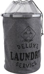 Aubry-Gaspard - panier à linge laundry - Cestino Biancheria