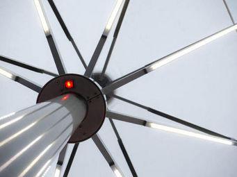 Caravita - elegance - Lampada Per Ombrellone
