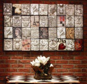 MAURICHI VAN DIME -  - Decorazione Murale