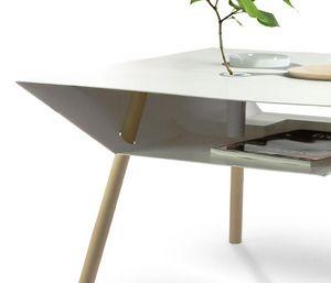 Opossum Design - couchtisch ct-01 - Tavolino Rettangolare