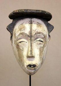 CALAOSHOP - masque de danse fang - Maschera Africana