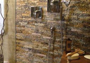 KEI STONE - pierre naturelle  - Paramento Murale Per Interni