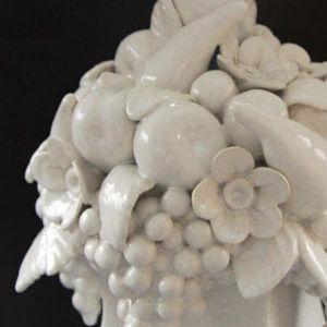 BOURG JOLY MALICORNE -  - Vaso Di Porcellana
