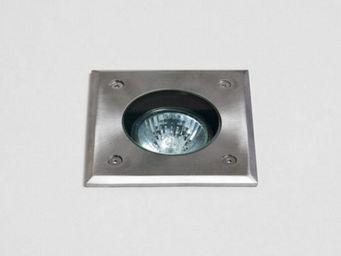 ASTRO LIGHTING - spot encastrable extérieur gramos square - Faretto / Spot Da Incasso Per Pavimento