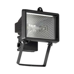 Brilliant - tanko - applique extérieure noir h12cm | luminaire - Proiettore Da Esterno