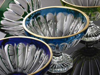 Cristallerie de Montbronn -  - Coppa Decorativa