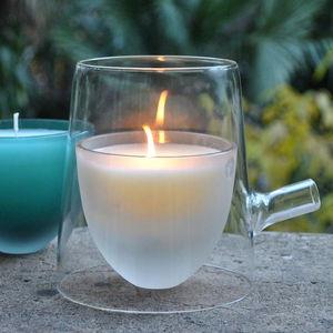 ARCADE VITRUM -  - Bicchiere Portacandela