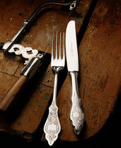 Robbe & Berking - ostfriesen / couteau - Posate Da Tavola