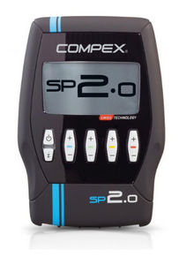 Compex France - sp 2.0 - Elettrostimolatore