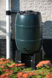 NATURE - récupérateur d'eau tonneau 210l - Sistema Di Recupero Acqua Piovana