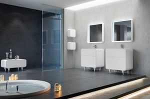 KRAMER Design ® - e-pure 30 - Mobile Lavabo