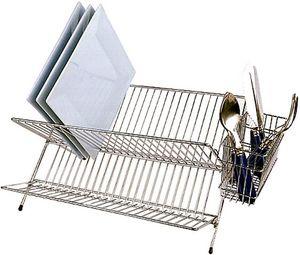 Chevalier Diffusion - égouttoir à vaisselle pliant - Scolapiatti