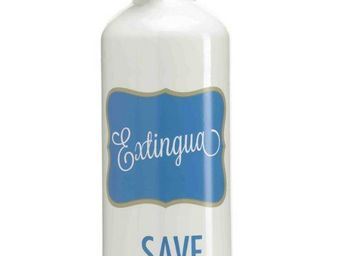 Extingua - save yourself white - Estintore