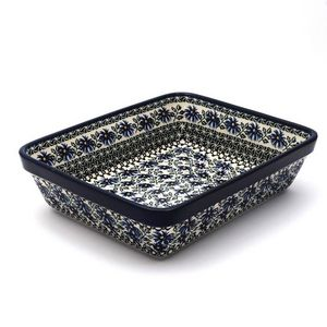 Polish Pottery -  - Piatto Da Forno