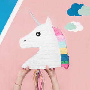 MY LITTLE DAY - pinata licorne - Decorazione Murale Bambino