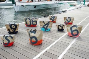 727 SAILBAGS - legende - Borsa A Mano