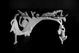 Lisa Vanho - jungle - Tavolino Rettangolare