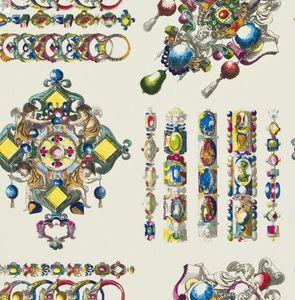 CHRISTIAN LACROIX FOR DESIGNERS GUILD - la main au collet - bougainvillier - Carta Da Parati