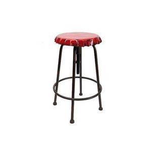 Mathi Design - tabouret de bar réglable caps - Sgabello Da Bar
