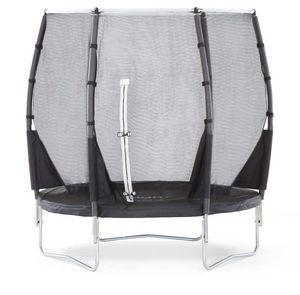 Plum - trampoline avec filet innovant 3g 196 cm - Trampolino Elastico