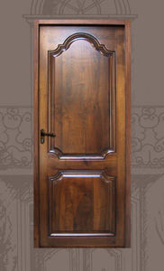 Boiseries Et Decorations -  - Porta Interna A Battente