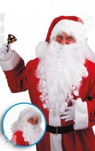 RuedelaFete.com - barbe et perruque - Barba Da Babbo Natale