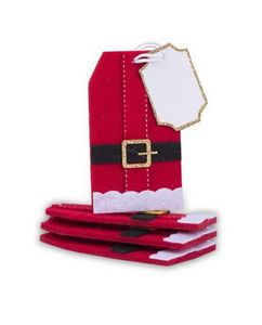 MAPLUSBELLEDECO -  - Etichetta Regalo Natale