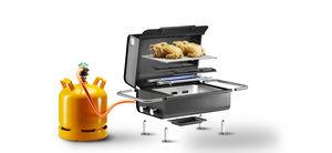 EVA SOLO - -box gas grill - Griglia Da Cucina