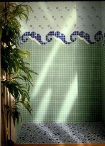 Emaux de Briare - mazurka - Piastrella A Mosaico