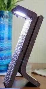 Cardboard & Design - viceversa - Lampada Da Appoggio A Led
