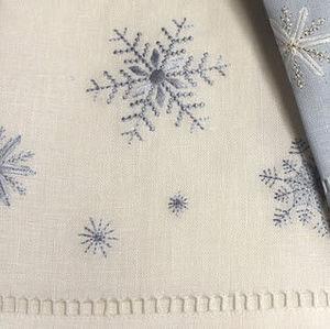 Noel - cristaux - Asciugamano Ospite