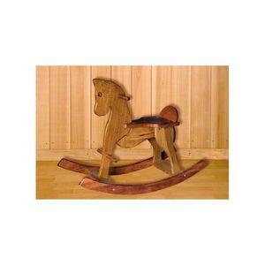 au tapis vert -  - Cavallo A Dondolo
